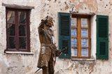 Statue of Francois Gaffori