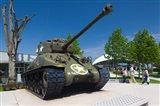 US Sherman tank, Airborne Museum