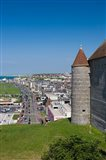 Dieppe Chateau Musee Town Castle/Museum