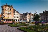 Place Godefroy de Bouillon, France