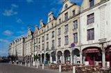 Place des Heroes, Arras, Pas de Calais, France