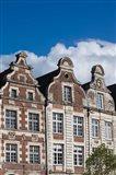 Grand Place buildings, Arras, Pas de Calais, France