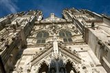 St Peter's Cathedral, Regensburg, Germany