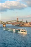 Scylla Tours Riverboat on The Rhine River