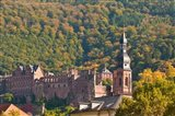 Heidelberg's Old Town, Germany