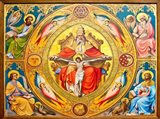 Altar Painting, Cologne, Germany
