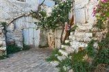 Old door, Chania, Crete, Greece