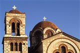 St Nicholas Greek Orthodox Church, Delphi, Greece