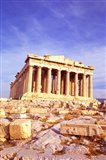Parthenon on Acropolis, Athens, Greece