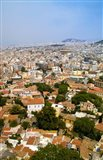 Crowded City of Athens, Greece