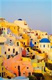 Scenic Oia, Santorini, Greece
