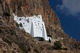 Greece, Hozoviotissa Greek Orthodox Monastery