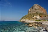 Greece, Peloponnese, Rock of Monemvasia