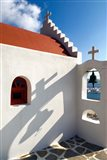 Church, Chora, Mykonos, Greece