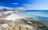 Greece, Halkidiki Peninsula, Karydi Beach