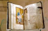 Lectionary, Christianity, Byzantine Museum, Athens, Greece