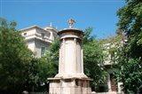Choragic Monument of Lysicrates, Athens, Attica, Greece