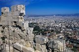 View of Athens From Acropolis, Greece