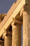 Column Detail, The Acropolis, Attica, Athens, Greece