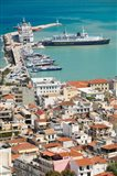Town and Port, Zakynthos, Ionian Islands, Greece