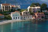 Waterfront Resort Houses, Assos, Kefalonia, Ionian Islands, Greece