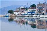 Yacht Harbor, Fiskardo, Kefalonia, Ionian Islands, Greece
