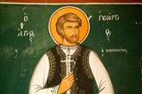 Greece, Aegeans, LESVOS, Filia: Limonos Monastery
