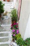 Street Detail, Vathy, Samos, Aegean Islands, Greece