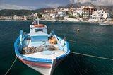 Kokkari Waterfront, Samos, Aegean Islands, Greece