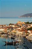 Greece, Aegean Islands, Samos, Pythagorio: Harbor