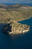 Greece, Crete, Lasithi, Plaka: Spinalonga Island