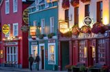Pubs Along Strand Street, Dingle, County Kerry, Republic Of Ireland