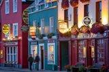 Pubs Along Strand Street, Dingle, County Kerry, Republic Of Ireland