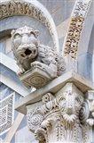 Gargoyle of Duomo Pisa, Pisa, Italy