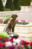 Sculpture, Palace, Monte Carlo, Monaco