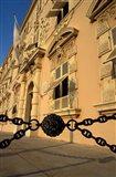 Caserne, Place du Palais, Monte Carlo, Monaco