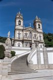Portugal, Braga, Tenoes, Portuguese Pilgrimage Site, Good Jesus Of The Mount