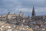 Toledo Cathedral, Castilla-La Mancha, Toledo, Spain
