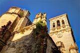 Spain, Andalusia, Cadiz, Arcos De la Fontera Basilica de Santa Maria