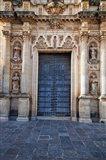 Spain, Andalusia, Cadiz, Arcos De la Fontera Saint Peter's Church