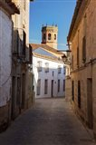 Spain, Andalusia, Banos de la Encina Street Scene