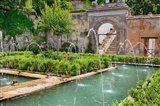 The Generalife gardens, Alhambra grounds, Granada, Spain