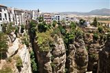 Spain, Andalusia, Malaga Province Hillside town of Ronda