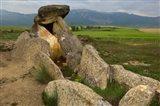 Sacred burial site near Elvillar village, La Rioja, Spain