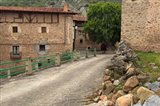Small rural village, La Rioja Region, Spain
