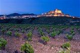 Church and village of San Vicente de la Sonsierra, La Rioja, Spain