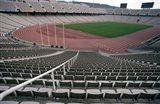 Olympic Stadium, Barcelona, Spain