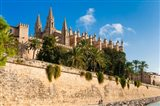 Cathedral of Santa Maria of Palma, Majorca, Balearic Islands, Spain