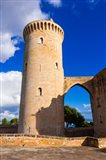 Bellver Castle, Palma de Mallorca, Majorca, Balearic Islands, Spain