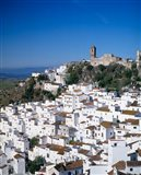 White Village of Casares, Andalusia, Spain